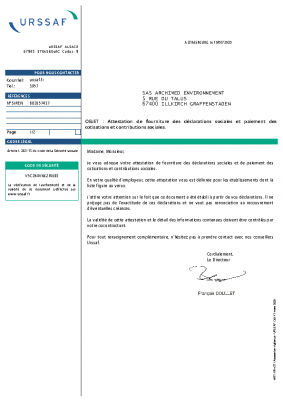 Attestations sociale-valable 30:11:2020